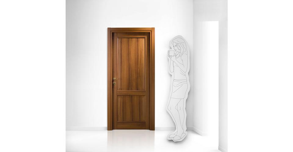 Serramenti e infissi porte di legno per interni a roma - Tipi di porte interne ...